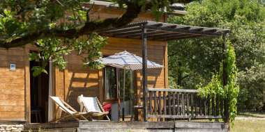Chalets 2 chambres (4/6 pers.)