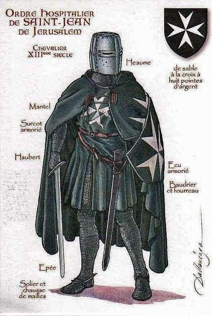 Chevalier hospitalier de Saint-Jean de Jérusalem
