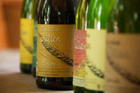 Les Bières de Julien, bières lotoises